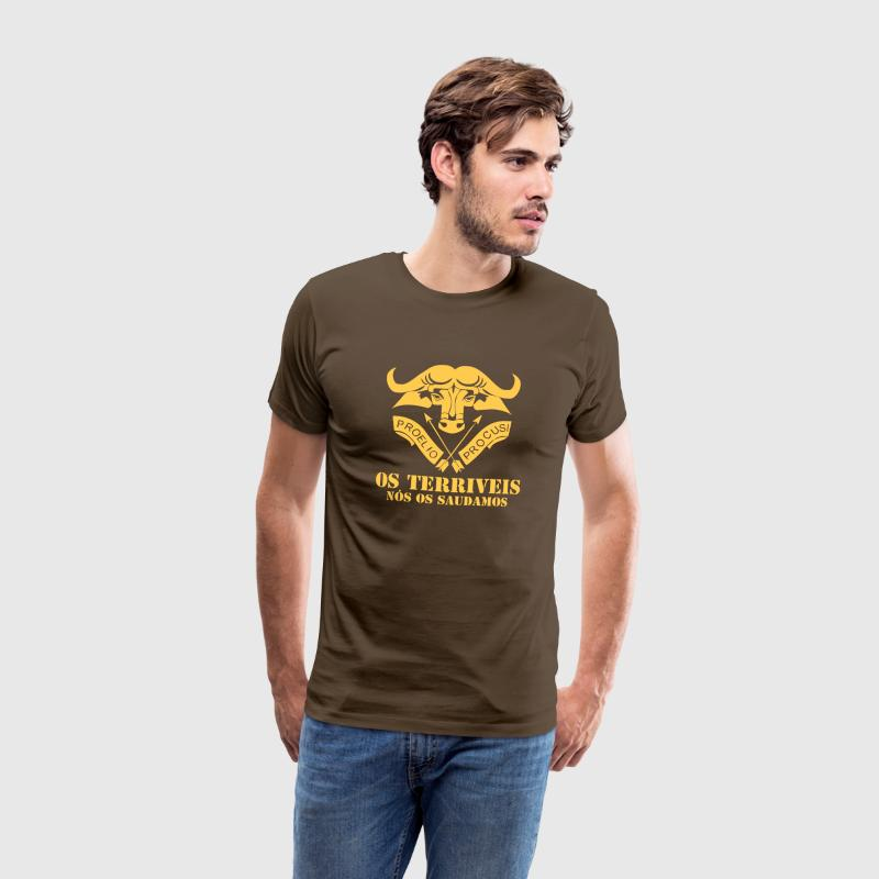 Saffa 32 Batallion T-Shirts - Men's Premium T-Shirt