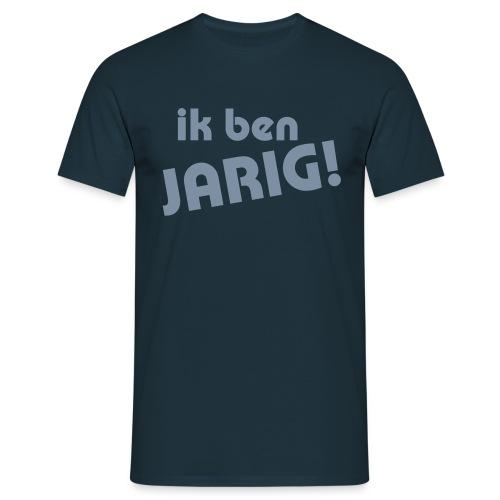 Ik ben jarig - Mannen T-shirt