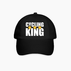 Cycling King Caps & Hats