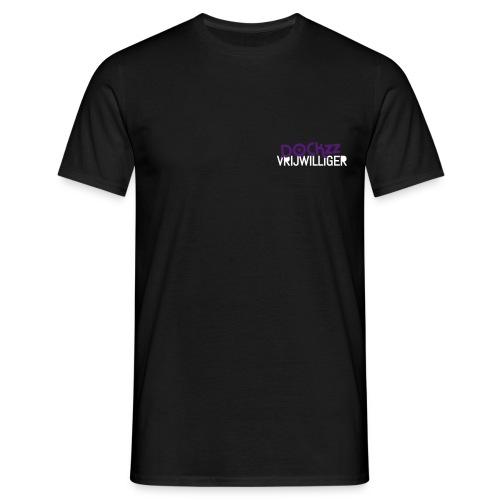 Vrijwilligers T-shirt - Mannen T-shirt