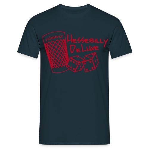Hessebilly DeLuxe - Männer T-Shirt