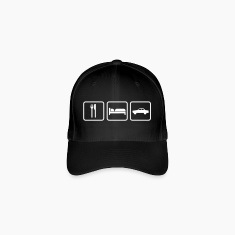 Eat Sleep Drive Caps & Hats