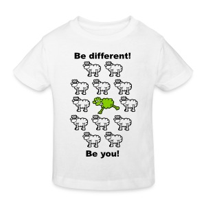 GreenSheep BeConscious AppleGreen K - Kids' Organic T-shirt