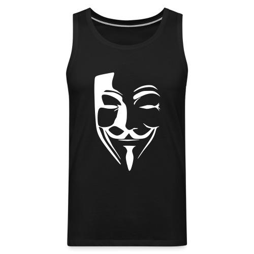 anonymous - Débardeur Premium Homme