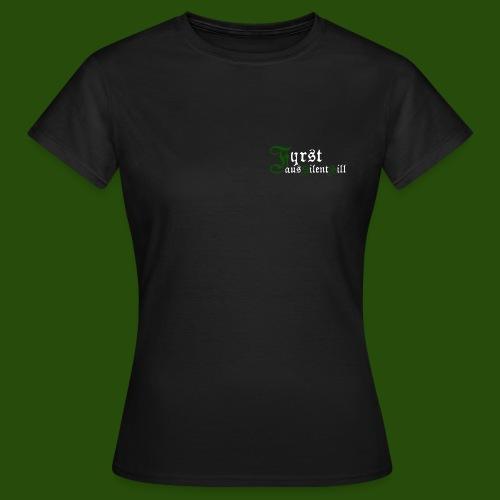 Frauen-T-Shirt Fyrst aus Silent Hill - Frauen T-Shirt