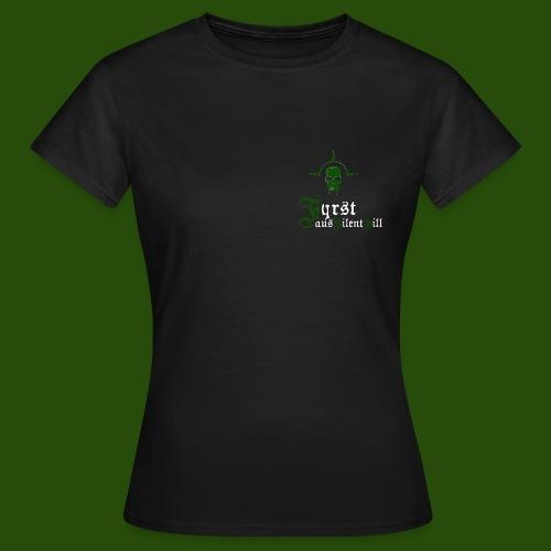 Frauen-T-Shirt Fyrst aus Silent Hill mit Abzeichen - Frauen T-Shirt