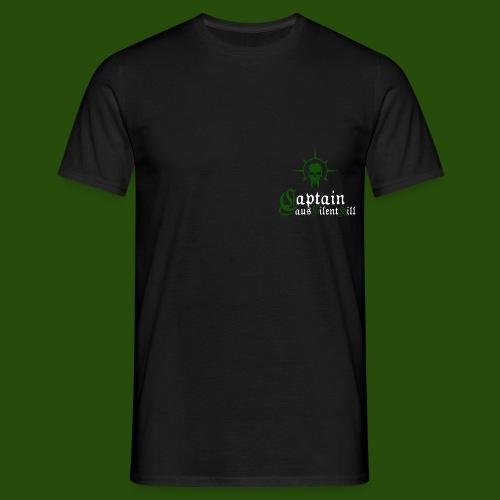 Männer-T-Shirt Captain aus Silent Hill mit Abzeichen - Männer T-Shirt