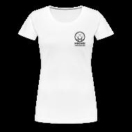 T-shirts ~ Premium-T-shirt dam ~ Artikelnummer 30233607