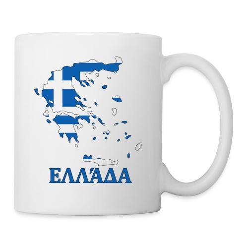 Tasse Grèce - Mug blanc