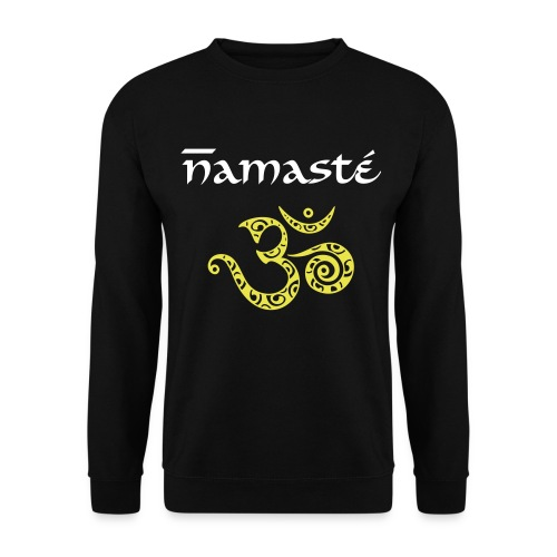 Namasté Sweatshirt - Men's Sweatshirt