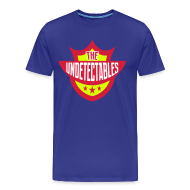 T-shirts ~ Mannen Premium T-shirt ~ The Undetectables t-shirt