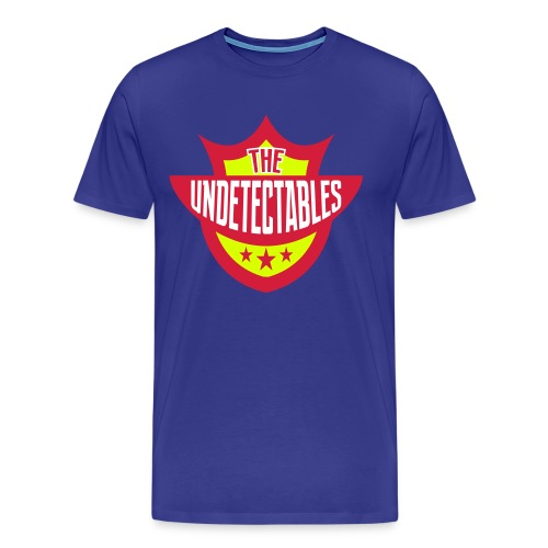 The Undetectables t-shirt - Mannen Premium T-shirt