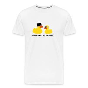 To the bathtub! - Mannen Premium T-shirt