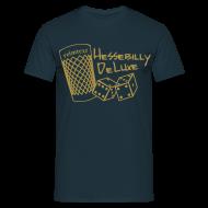 T-Shirts ~ Männer T-Shirt ~ Hessebilly DeLuxe