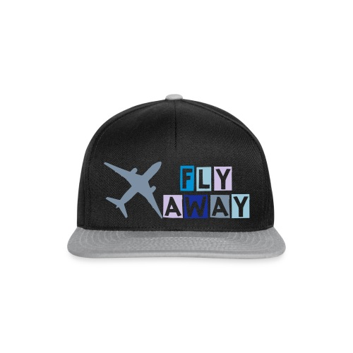 FLY AWAY CAP  - Snapback Cap
