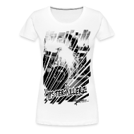 Tee shirts ~ T-shirt Premium Femme ~