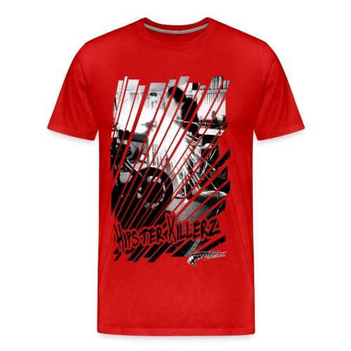 Hipster Killerz - T-shirt Premium Homme