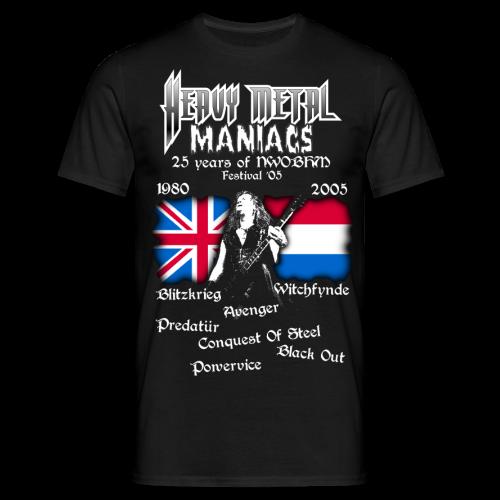 Festival 2005 - Mannen T-shirt