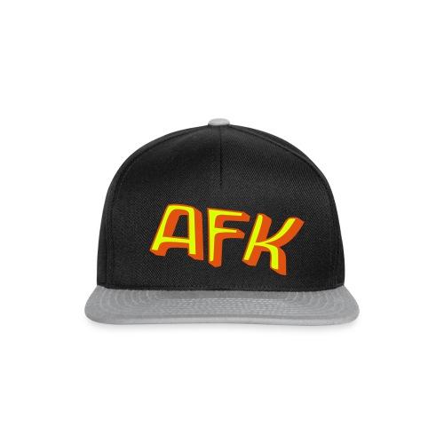 AFK Cap - Snapback cap
