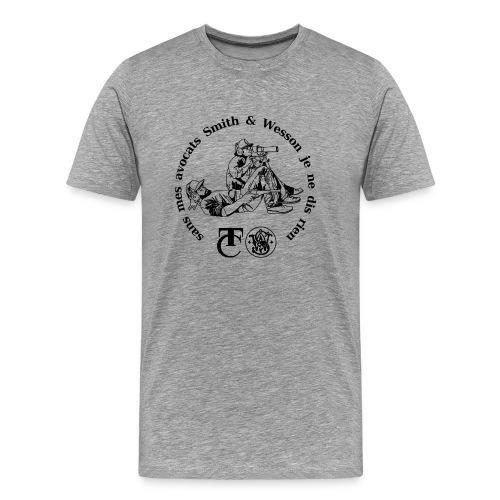 sans mes avocats - Männer Premium T-Shirt