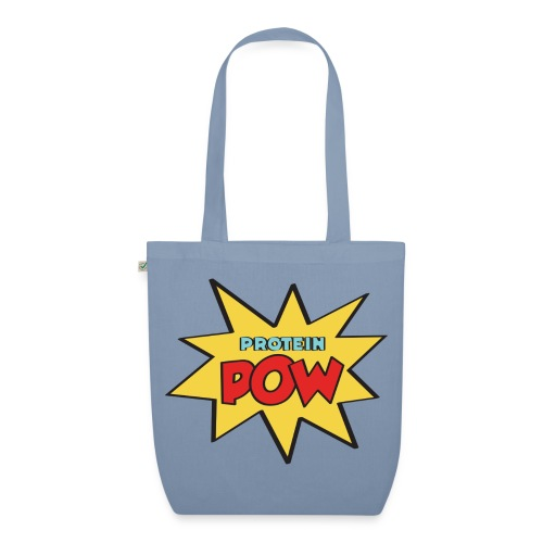 Protein Pow Tote Bag - EarthPositive Tote Bag