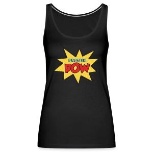 Protein Pow Tank Top (Women's) - Women's Premium Tank Top