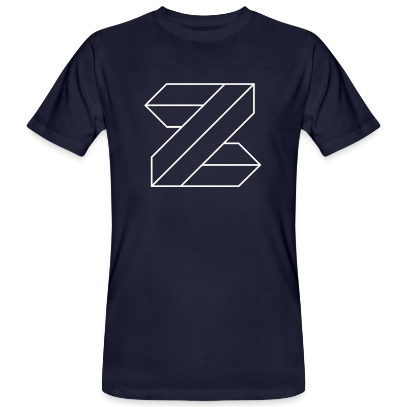 Z - male - organic - 2-sided - Men's Organic T-shirt