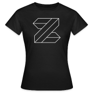 T-Shirts ~ Women's T-Shirt ~ Z - female - 2-sided