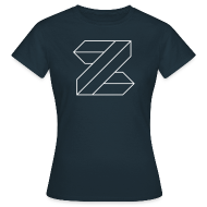 T-Shirts ~ Women's T-Shirt ~ Z - female - one sided