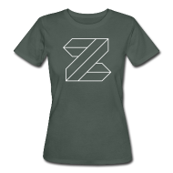 T-Shirts ~ Women's Organic T-shirt ~ Z - female - organic - 2-sided