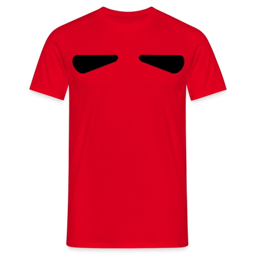 Trooper red - T-shirt Homme