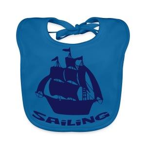 Sailing - Baby Bio-Lätzchen