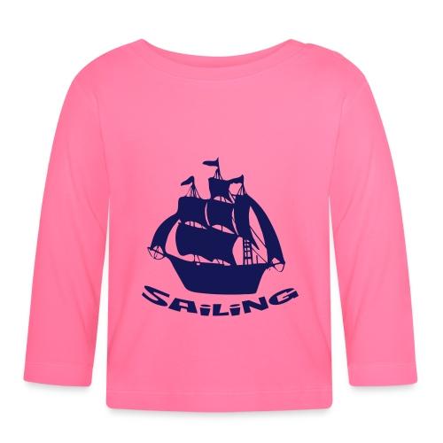 Sailing - Baby Langarmshirt