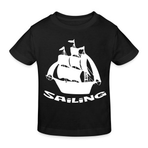 Sailing - Kinder Bio-T-Shirt