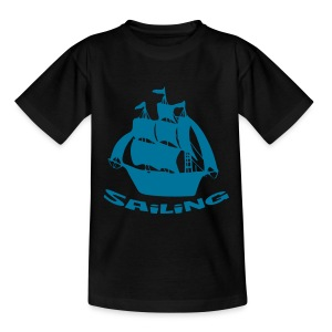 Sailing - Teenager T-Shirt