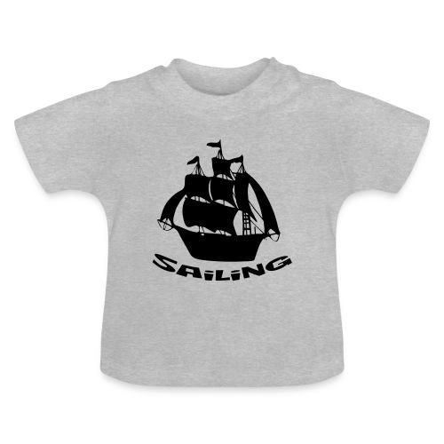 Sailing - Baby T-Shirt