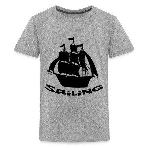 Sailing - Teenager Premium T-Shirt