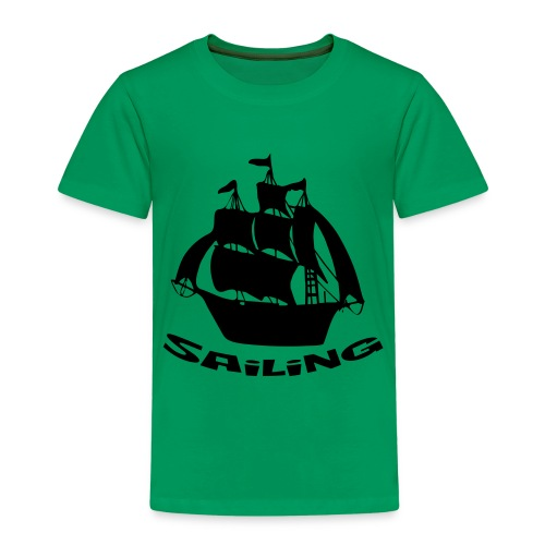 Sailing - Kinder Premium T-Shirt