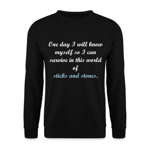 Sticks and Stones Sweatshirt - Men's Sweatshirt