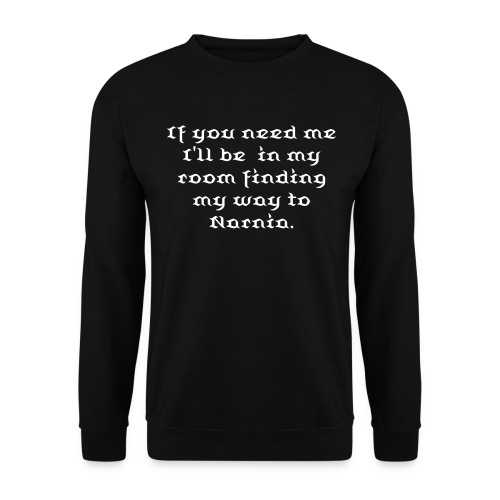 Finding My Way To Narnia T-shirt - Men's Sweatshirt