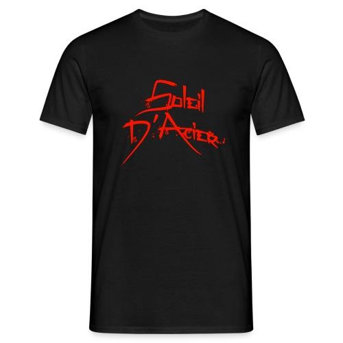T-shirt Soleil D'Acier - T-shirt Homme