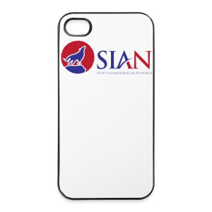 Hard Case for iPhone 4/4S – lang logo - iPhone 4/4s hard case