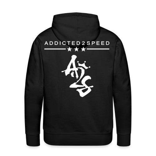 Addicted2Speed Hoodie - Premiumluvtröja herr