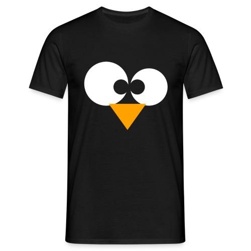Linux, ZWART - Mannen T-shirt