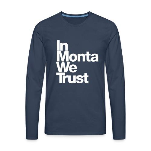 Monta Spirit #2 - T-shirt manches longues Premium Homme