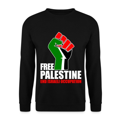 Sweater - Free Palestine - Mannen sweater