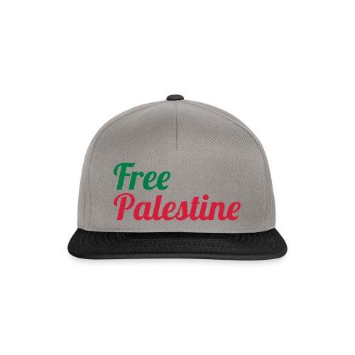 Snapback - Free Palestine - Snapback cap