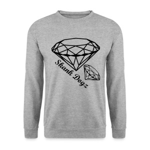 [Trui] Skank Dogz - Diamonds - Mannen sweater