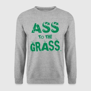 Ass to the Grass Bluzy - Bluza męska