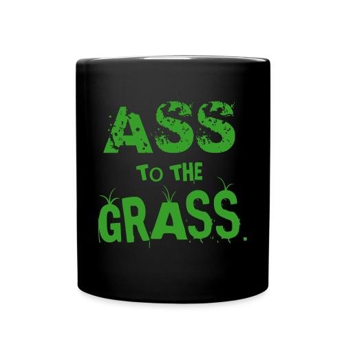Ass to the Grass Flaschen & Tassen - Full Colour Mug